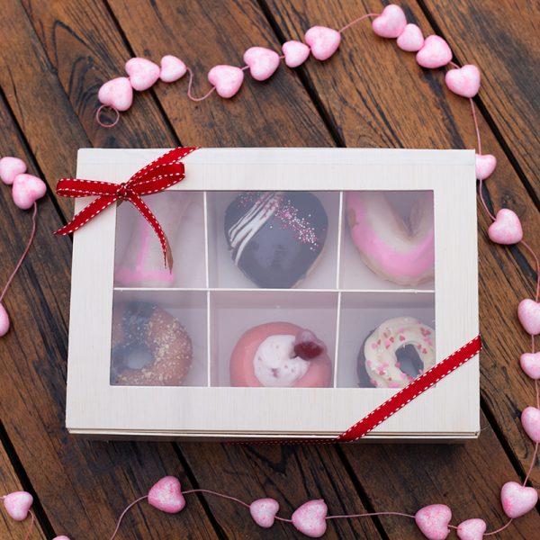 Devil's Dozen Valentine's Day Bento Box